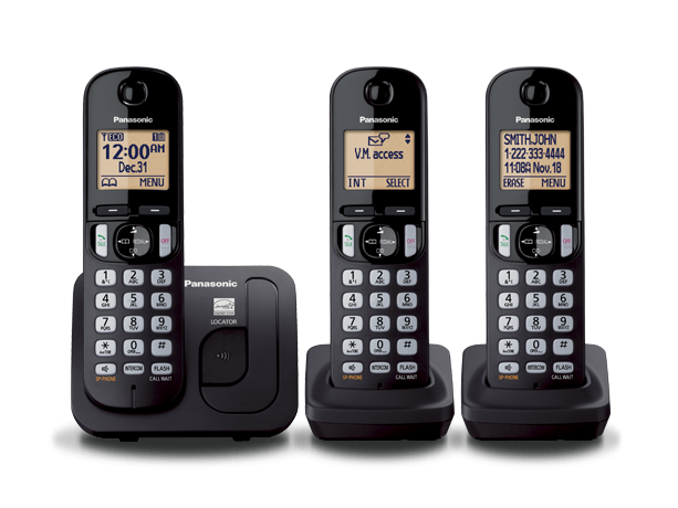 Photo of Cordless Phones KX-TGC213