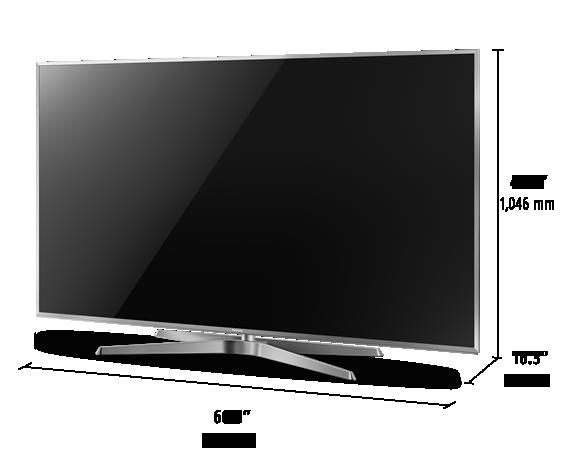 4K Ultra HD TC-75EX750