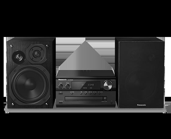 Audio compact SC-PMX80
