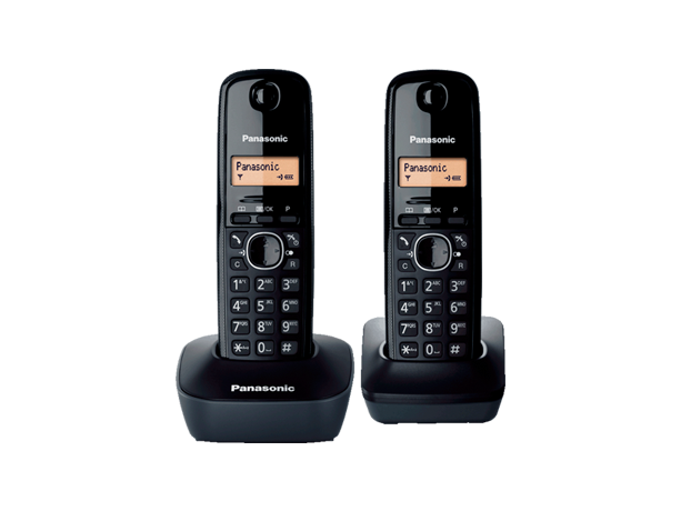 Photo of DECT CORDLESS KX-TG1612