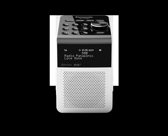 Radio DAB-FM RF-D20BT