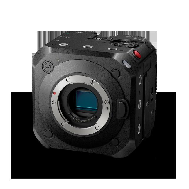 Foto Fotoaparát LUMIX Box-Style DC-BGH1