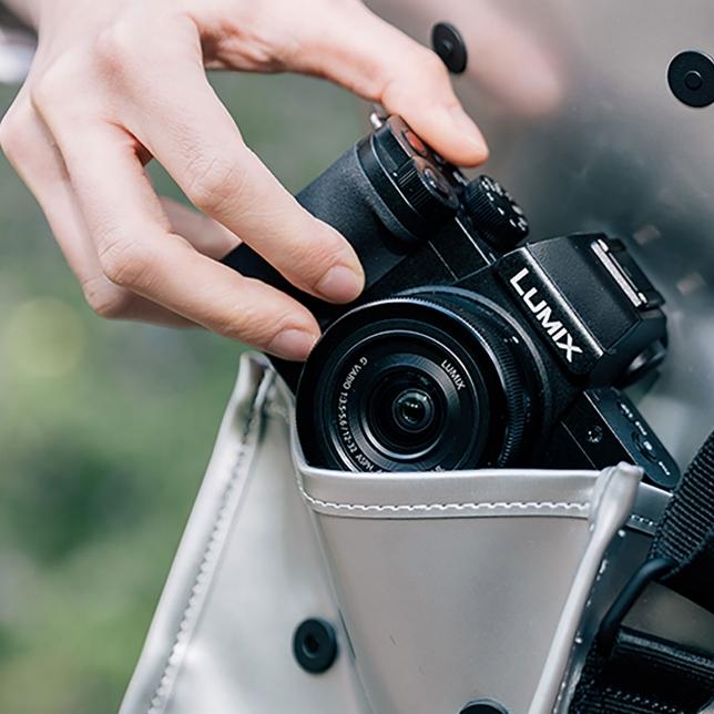 Vyzkoušejte fotoaparát, který byl stvořen speciálně pro tvůrce obsahu.