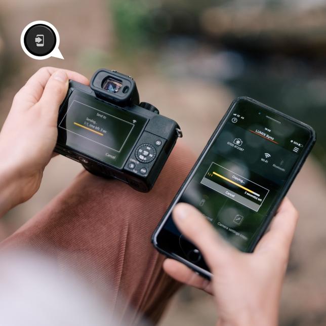 Odesílejte svá díla do chytrého telefonu — bez omezení.