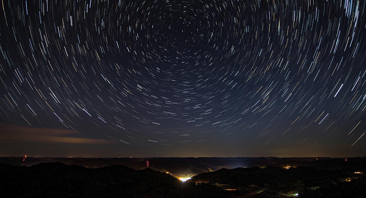 Klidně si vyfoťte i oblohu plnou hvězd