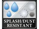 Odolný proti vodě a prachu