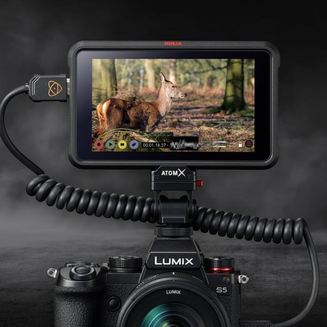 Profesionální možnosti pro video