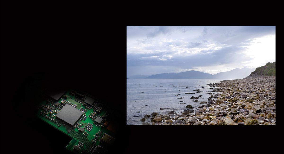 VENUS ENGINE - Pokročilé zpracování snímku