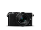LUMIX Digital Single Lens Mirrorless Camera DMC-GM1L-EG-K