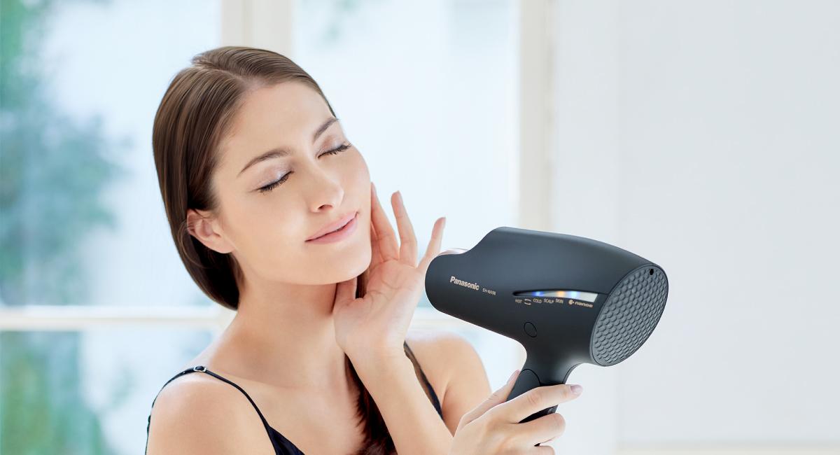Speciální režim pro vlasy, pokožku hlavy a pleť – režim péče o pleť