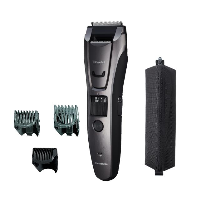 Foto ER-GB80 AC / nabíjecí zastřihovač na bradku, vlasy a ochlupení pro úpravy celého těla