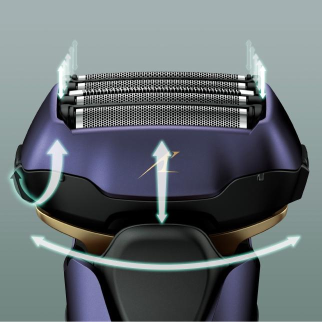 Hlavice Multi-Flex pro pohodlí