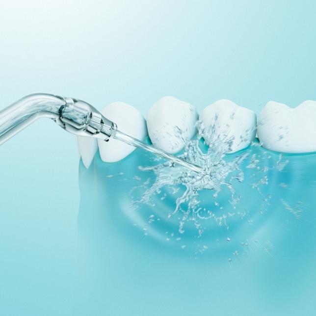 Stará se o vaše dásně