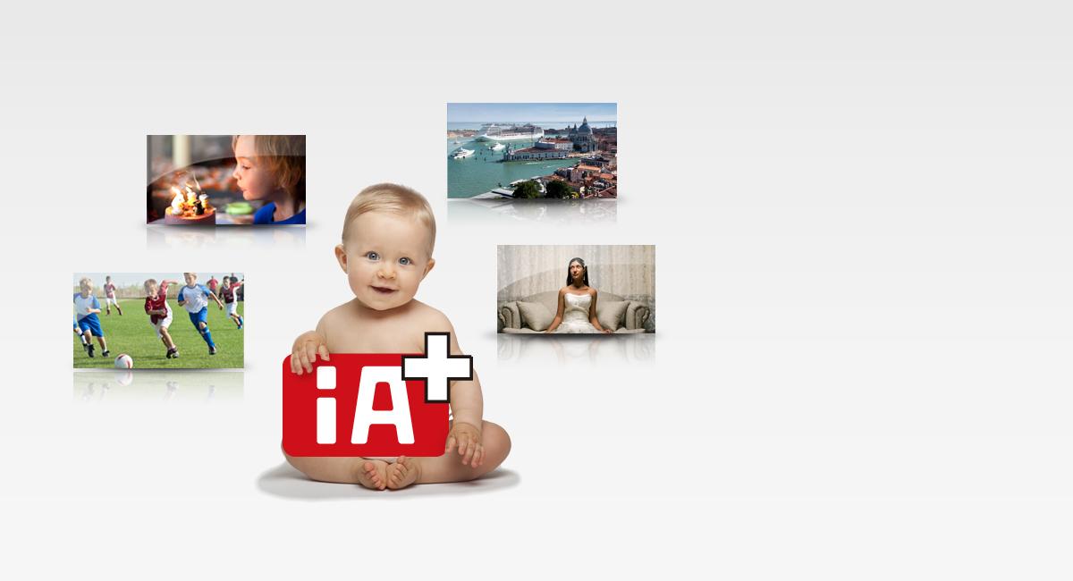 Režim iA (intelligent Auto) / iA Plus