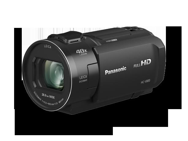 Foto Videokamera HD HC-V800