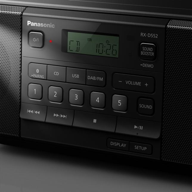 Oblíbené rozhlasové stanice jedním stisknutím tlačítka