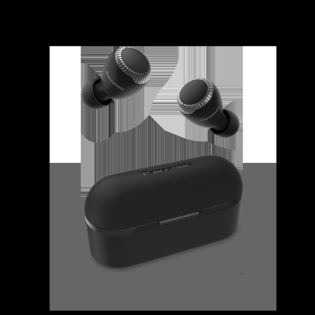 Foto Skutečně bezdrátová sluchátka RZ-S300W : Černá