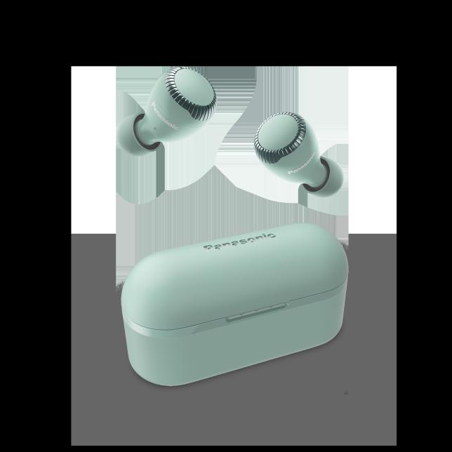 Foto Skutečně bezdrátová sluchátka RZ-S300W : Zelená