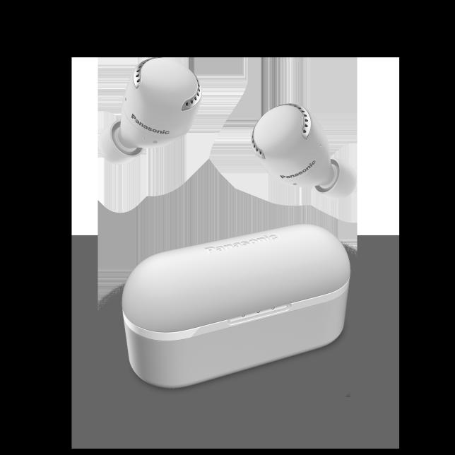 Foto Skutečně bezdrátová sluchátka RZ-S500W : Bílá