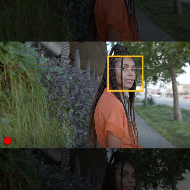 Ideální pro záznam videa