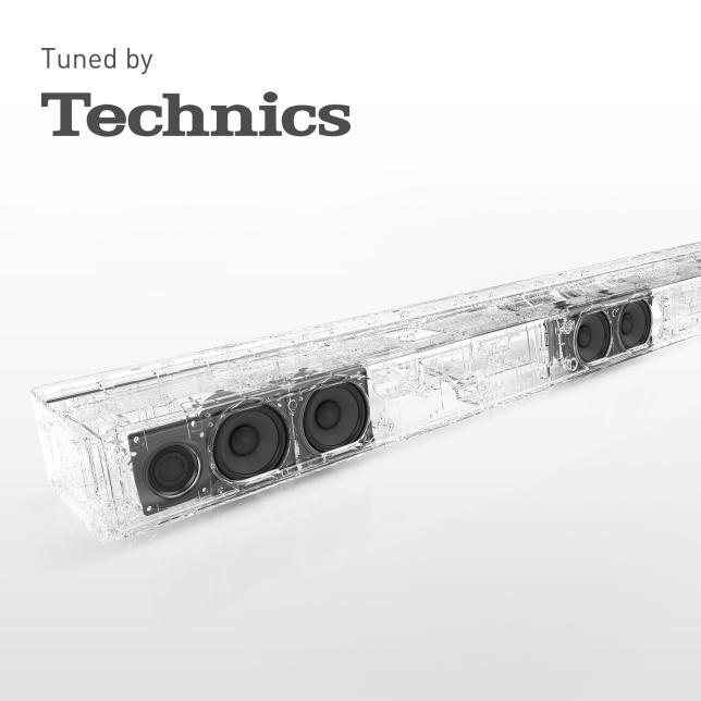 Klasický zvuk Technics