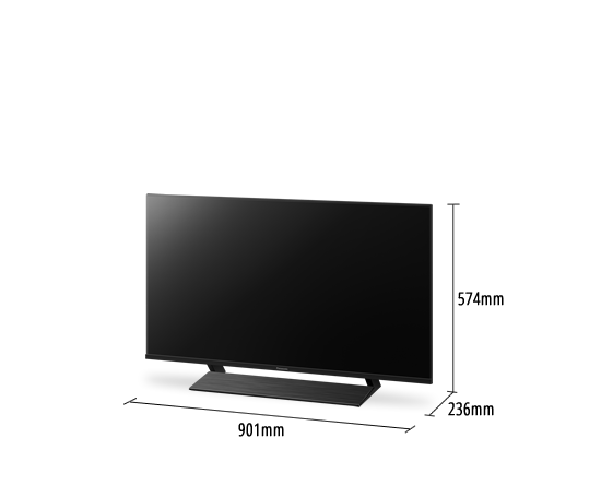 LED LCD TV TX-40GX800E