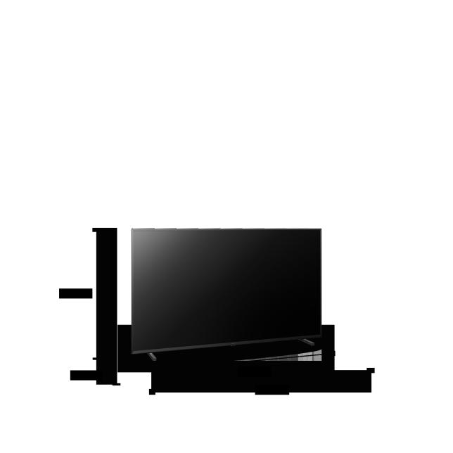 """Foto TX-40JX800E 40"""", LED, 4K HDR Smart TV"""