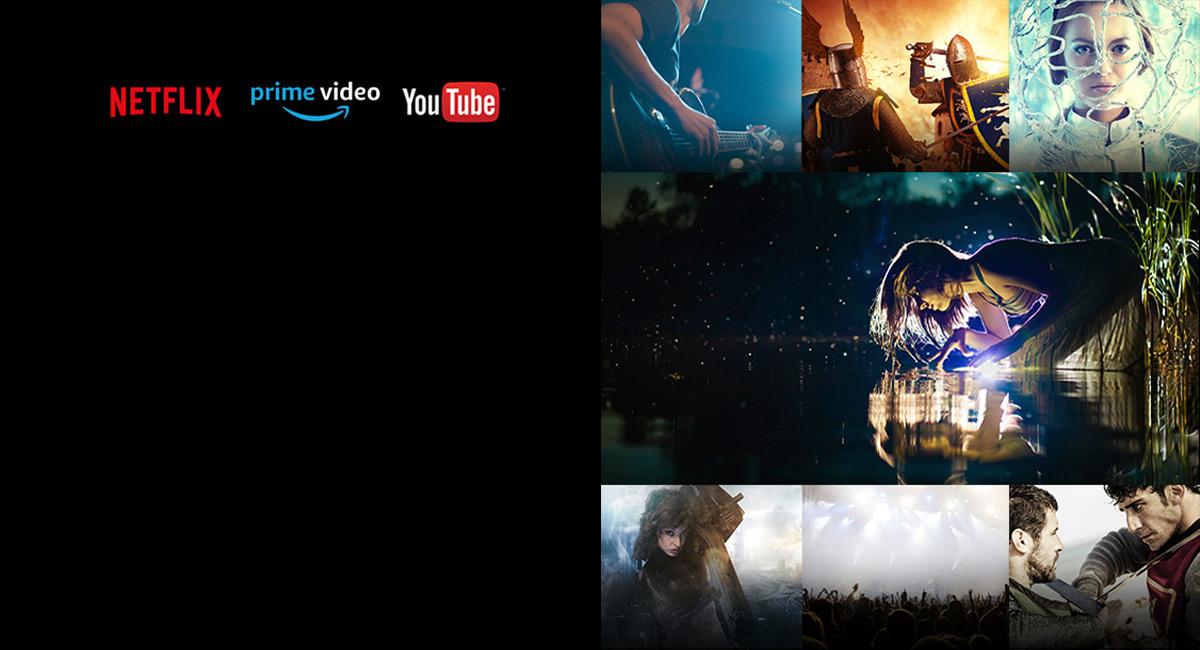 Přehrávání videa v rozlišení 4K