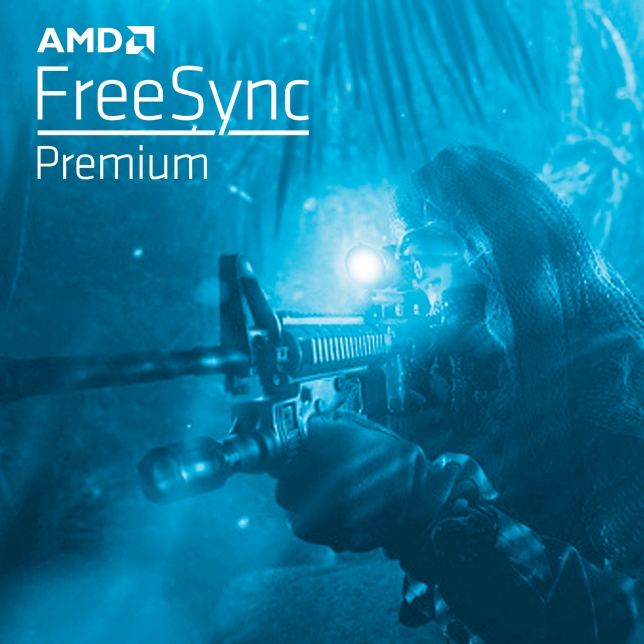 Plynulý obraz při hraní akčních her na velké LED obrazovce