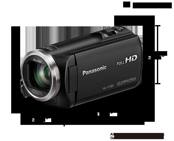 HD-Camcorder HC-V180