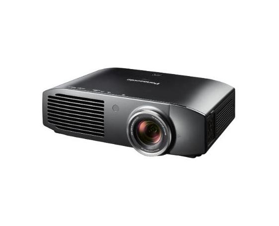 3D Homecinemabeamer mit 2400 ANSI Lumen für das beschattete Heimkino - 3D HD 3D Full HD Beamer 3D Projektor LCD Full HD Projektor Panasonic Heimkino 3D Brille