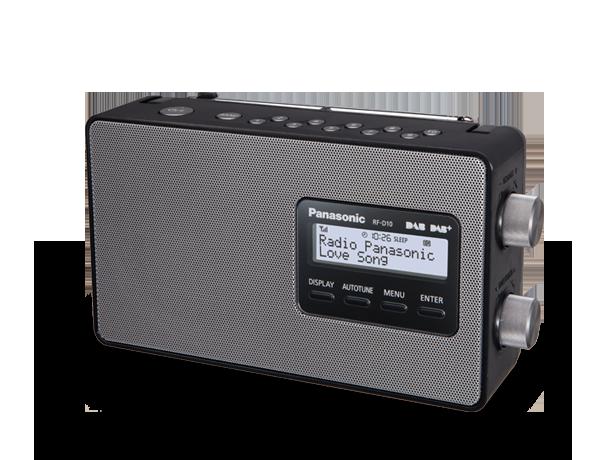 RF-D10 DAB+ & UKW Radios - Panasonic Deutschland & Österreich