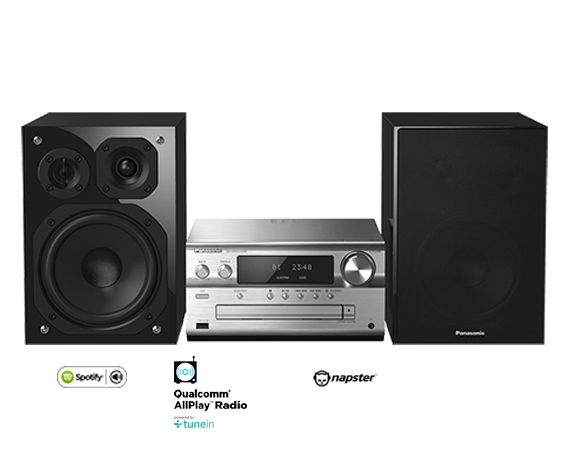 ALL Connected HiFi System SC-PMX100B
