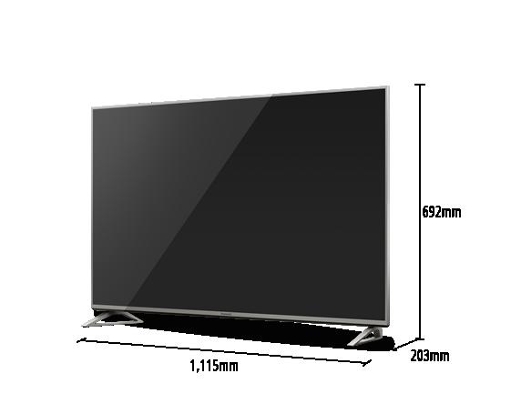 LED-Fernseher TX-50DXW734