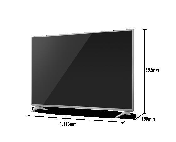 LED-Fernseher VIERA TX-50DXW784