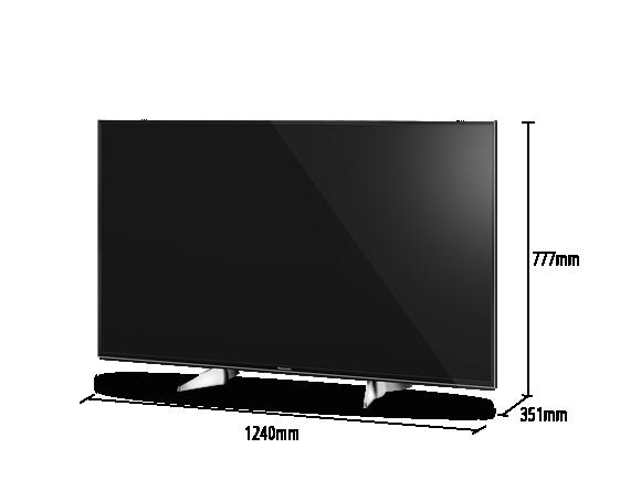 4K Ultra HD TV TX-55EXW604