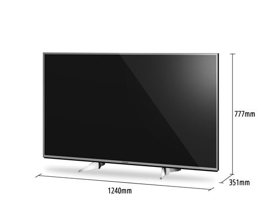 4K Ultra HD TV TX-55EXW604S