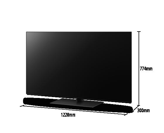 OLED TV TX-55GZW954 v 55 palcih