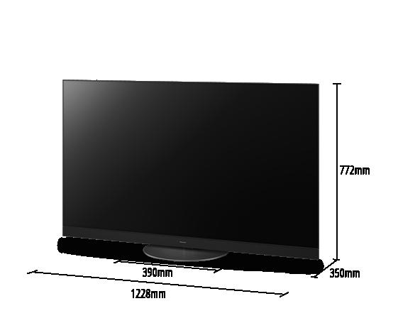 OLED TV TX-55HZT1506 in 55 Zoll