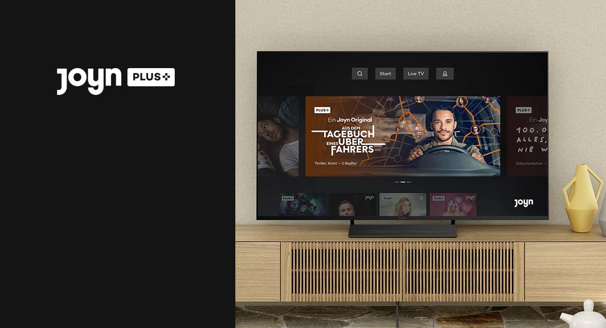 Jetzt TV registrieren + 6 Monate Joyn PLUS+ inklusive sichern