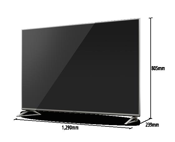 LED-Fernseher VIERA TX-58DXW734