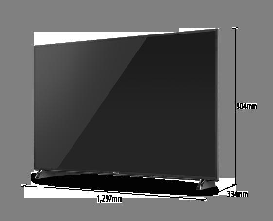 LED-Fernseher VIERA TX-58DXW904