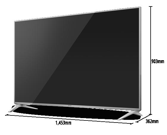 LED-Fernseher TX-65DXW784
