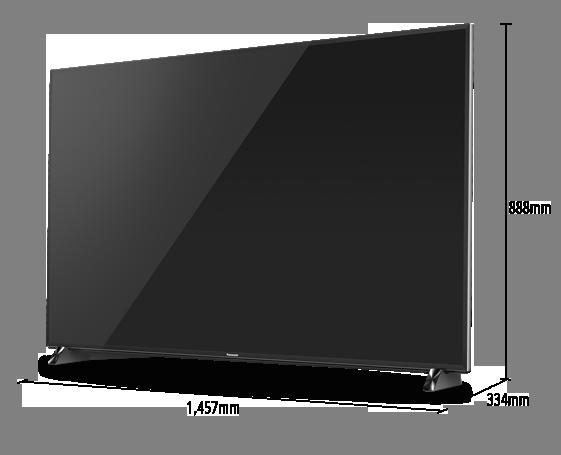 LED-Fernseher VIERA TX-65DXW904