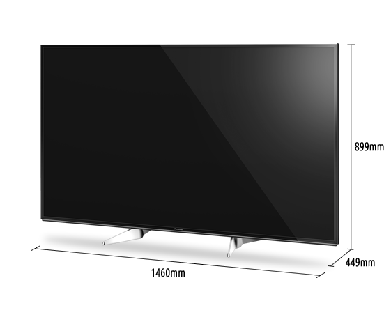4K Ultra HD TV TX-65EXW604