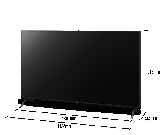 4K Ultra HD TV TX-65HXW944 in 65 Zoll