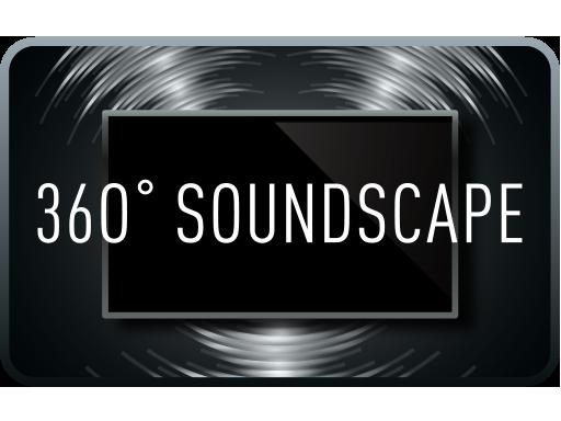 Zvočna kulisa 360 °