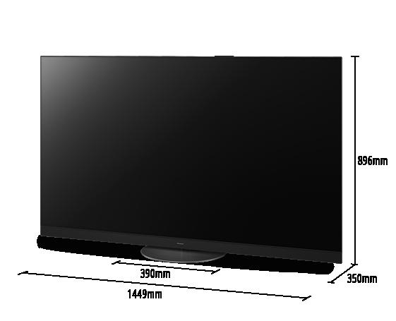 OLED TV TX-65HZT1506 in 65 Zoll