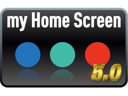 moj domači zaslon 5.0