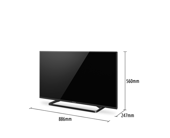 Size:39:TX-39AS500Y